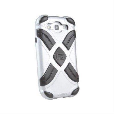 Чехол для смартфона Forward Samsung Galaxy S3 серебристый/черный (EPHS00110BE) чехол из искусственной кожи cellularline для samsung galaxy s3 черный