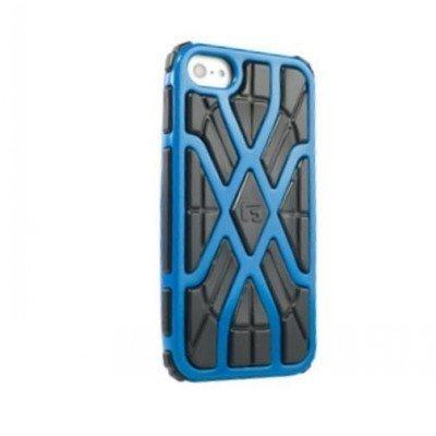 все цены на Чехол для смартфона Forward Apple iPhone 5/5S синий/черный (EPHS00203BE) онлайн