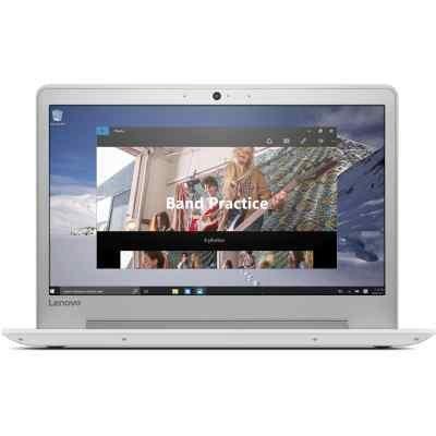Ноутбук Lenovo IdeaPad 510S-13IKB (80V00061RK) (80V00061RK)Ноутбуки Lenovo<br>Ноутбук Lenovo IdeaPad 510S-13IKB Core i5 7200U/8Gb/SSD256Gb/ATI Mobility Radeon R5 M430/13.3/FHD (1920x1080)/Windows 10/white/WiFi/BT/Cam<br>