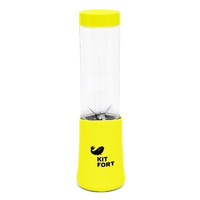 Блендер Kitfort КТ-1311-5 желтый (КТ-1311-5) kitfort кт 511 1 black