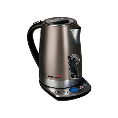 Электрический чайник Redmond RK-M173S-E (RK-M173S-E)Электрические чайники Redmond<br>чайник<br>объем 1.7 л<br>мощность 2200 Вт<br>закрытая спираль<br>установка на подставку в любом положении<br>стальной корпус<br>выбор температуры нагрева воды<br>дисплей<br>индикация включения<br>вес 1.3 кг<br>