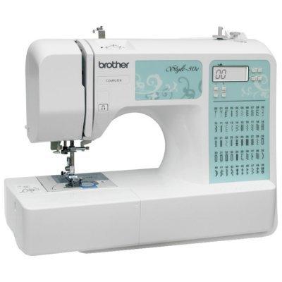 Швейная машина Brother Style 50e (Brother Style 50e) компьютеризированная швейная машина brother rs 260