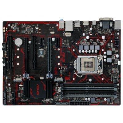 Материнская плата ПК ASUS PRIME B250-PLUS (PRIME B250-PLUS)Материнские платы ПК ASUS<br>материнская плата форм-фактора ATX<br>сокет LGA1151<br>чипсет Intel B250<br>4 слота DDR4 DIMM, 2133-2400 МГц<br>поддержка CrossFire X<br>разъемы SATA: 6 Гбит/с - 6<br>