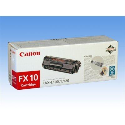 Картридж (0263B002) Canon FX-10 (0263B002) canon fx 10 для l100 l120 black картридж