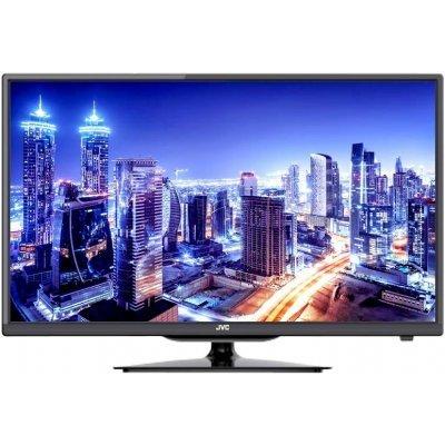 ЖК телевизор JVC 24 LT24M550 (LT24M550)ЖК телевизоры JVC<br>Телевизор LED JVC 24 LT24M550 черный/HD READY/50Hz/DVB-T/DVB-T2/DVB-C (RUS)<br>
