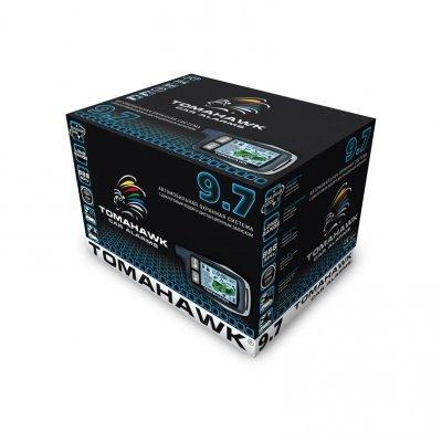 Автосигнализация Tomahawk 9.7 (Tomahawk 9.7), арт: 258706 -  Автосигнализации Tomahawk