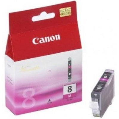 Картридж (0622B024) Canon CLI-8M пурпурный (0622B024)Картриджи для струйных аппаратов Canon<br>для Canon iP4200/4300/4500/5200/5300/MP600/610/810/830/970<br>