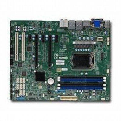 Материнская плата сервера SuperMicro MBD-X10SAE-B (MBD-X10SAE-B)Материнские плата серверов SuperMicro<br>Материнская Плата SuperMicro MBD-X10SAE-B Soc-1150 iC226 ATX 4xDDR3 8xSATA3 SATA RAID i210AT/i217LM 2хGgbEth bulk<br>