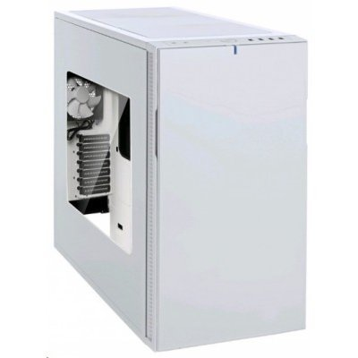 Корпус системного блока Fractal Design Define R5 Window белый w/o PSU (FD-CA-DEF-R5-WT-W) корпус zalman x7 black w o psu