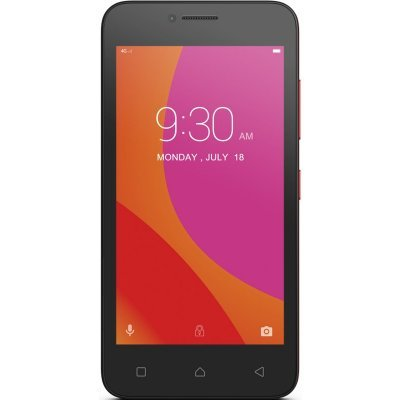 Смартфон Lenovo Vibe B красный (PA4R0186RU)Смартфоны Lenovo<br>Lenovo A2016 MT6735M (1.0Ghz)/4,5   TFT/854x480/1Gb/8Gb/Dual SIM/4G/SD/WiFi/BT/5MP/And 6.0/Red<br>