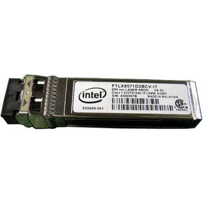 Трансивер Dell 407-BBOK (407-BBOK)Трансиверы Dell<br>Трансивер Dell SFP+ 10GbE SR/SX LC for Intel&amp;amp;Broadcom (407-BBOK)<br>