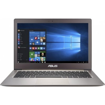Ноутбук ASUS UX303UA-R4395T (90NB08V1-M06620) (90NB08V1-M06620)Ноутбуки ASUS<br>ASUS UX303UA-R4395T BTS 13.3 FHD/i3-6100U/8GB/128GB/Intel HD/noODD/WiFi/BT/Windows 10/Smoky Brown<br>