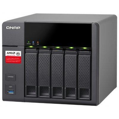 все цены на  Рэковое сетевое хранилище (Rack NAS) Qnap TS-563-8G (TS-563-8G)  онлайн