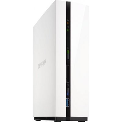 все цены на  Рэковое сетевое хранилище (Rack NAS) Qnap TS-128 (TS-128)  онлайн