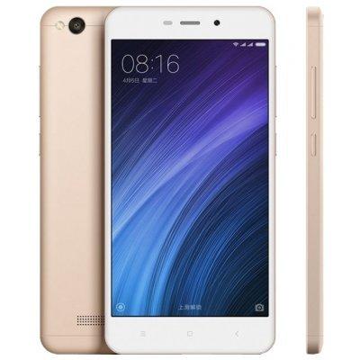 Смартфон Xiaomi Redmi 4A 16Gb золотистый (6954176830319)Смартфоны Xiaomi<br>Android 6.0, поддержка двух SIM-карт, экран 5, разрешение 1280x720, камера 13 МП, автофокус, память 16 Гб<br>