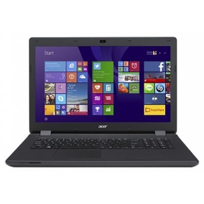 Ноутбук Acer Aspire ES1-731-C50Q (NX.MZSER.032) (NX.MZSER.032)Ноутбуки Acer<br>Ноутбук Acer Aspire ES1-731-C50Q Celeron N3050/4Gb/500Gb/Intel HD Graphics/17.3/HD+ (1600x900)/Windows 10/black/WiFi/BT/Cam<br>
