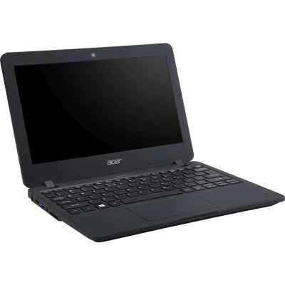 Ультрабук Acer TravelMate TMB117-M (NX.VCGER.014) (NX.VCGER.014)Ультрабуки Acer<br>Ультрабук Acer TravelMate TMB117-M Celeron N3060/4Gb/500Gb/Intel HD Graphics 400/11.6/HD (1366x768)/Windows 10 Professional 64/black/WiFi/BT/Cam/3220mAh<br>