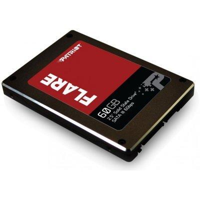 Накопитель SSD Patriot PFL60GS25SSDR (PFL60GS25SSDR) накопитель ssd patriot pi480gsm280ssdr pi480gsm280ssdr