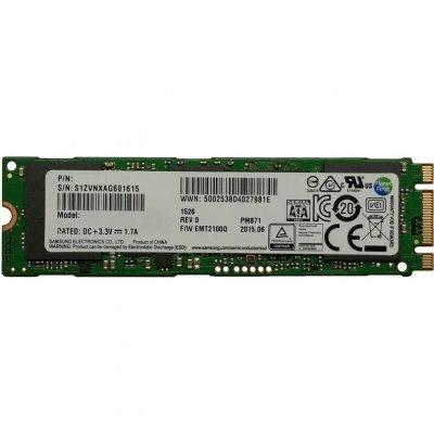 Накопитель SSD Samsung 1TB PM871A (MZNLN1T0HMLH-00000)Накопители SSD Samsung<br>SSD жесткий диск M.2 2280 1TB PM871A MZNLN1T0HMLH-00000 SAMSUNG<br>