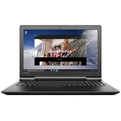 Ноутбук Lenovo 700-15 (80RU00MKRK) (80RU00MKRK)Ноутбуки Lenovo<br>700-15ISK/ 15,6 FHD (AG) / I5-6300HQ/ 6Гб (4+2)/ 1TB HDD  / GTX950M 4G/ noDVD/ WiFi Intel 3165 + BT/ Windows 10/ Чёрный<br>