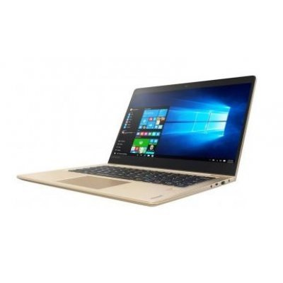 Ноутбук Lenovo 710S Plus-13 (80VU0032RK) (80VU0032RK)Ноутбуки Lenovo<br>710S Plus-13ISK/ 13,3 FHD / I5-6200U/ 4Гб впайка/  128GB SSD / G940MX 2G/ noDVD/ WiFi+BT/ Windows 10/ Золотистый<br>