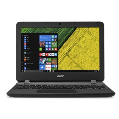 Ноутбук Acer Aspire ES1-132-C2ZM (NX.GG2ER.001) (NX.GG2ER.001)Ноутбуки Acer<br>Ноутбук Acer Aspire ES1-132-C2ZM Celeron N3350/4Gb/500Gb/Intel HD Graphics/11.6/HD (1366x768)/Windows 10/black/WiFi/BT/Cam/3220mAh<br>