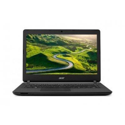 Ноутбук Acer Aspire ES1-432-C51B (NX.GGMER.001) (NX.GGMER.001)Ноутбуки Acer<br>Ноутбук Acer Aspire ES1-432-C51B Celeron N3350/2Gb/SSD32Gb/Intel HD Graphics 500/14/HD (1366x768)/Windows 10 64/black/WiFi/BT/Cam/2800mAh<br>