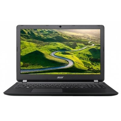 Ноутбук Acer Aspire ES1-533-C622 (NX.GFVER.005) (NX.GFVER.005)Ноутбуки Acer<br>Ноутбук Acer Aspire ES1-533-C622 Celeron N3350/4Gb/500Gb/Intel HD Graphics/15.6/FHD/Windows 10/black/WiFi/BT/Cam<br>