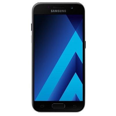 Смартфон Samsung Galaxy A3 (2017) SM-A320F 16Gb черный (SM-A320FZKDSER)