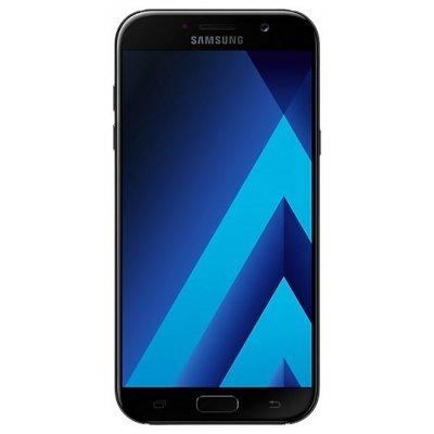 samsung galaxy a7 2016 sm a710fzkdser black Смартфон Samsung Galaxy A7 (2017) SM-A720F 32Gb черный (SM-A720FZKDSER)