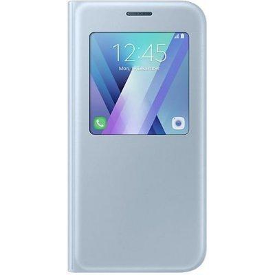 все цены на  Чехол для смартфона Samsung Galaxy A5 (2017) SM-A520F синий (EF-CA520PLEGRU) (EF-CA520PLEGRU)  онлайн