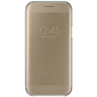 все цены на  Чехол для смартфона Samsung Galaxy A5 (2017) SM-A520F золотистый (EF-ZA520CFEGRU) (EF-ZA520CFEGRU)  онлайн