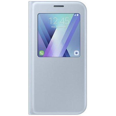 Чехол для смартфона Samsung Galaxy A7 (2017) SM-A720F синий (EF-CA720PLEGRU) (EF-CA720PLEGRU)