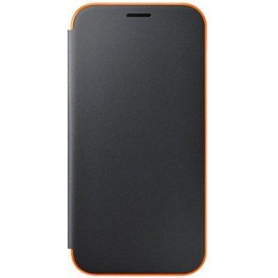чехол аккумулятор exeq helping sf08 samsung galaxy s4 2600 мач smart cover флип кейс черный Чехол для смартфона Samsung Galaxy A7 (2017) SM-A720F черный (EF-FA720PBEGRU) (EF-FA720PBEGRU)
