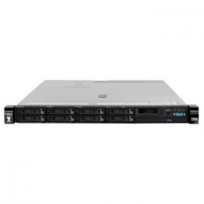 Сервер Lenovo TopSeller x3550M5 (8869ECG) (8869ECG) сервер lenovo x3250 m6 3943e6g