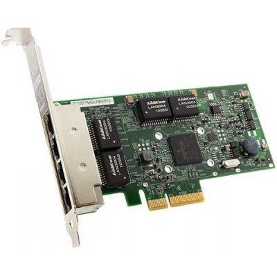 Сетевая карта для сервера Lenovo Broadcom NetXtreme I Quad Port GbE Adapter (90Y9352) (90Y9352)Сетевые карты для серверов Lenovo<br>Broadcom NetXtreme I Quad Port GbE Adapter<br>