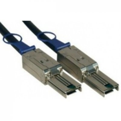 Кабель KVM Lenovo 3m (mSAS HD to mSAS HD) (00MJ180)Кабели KVM Lenovo<br>3m SAS Cable (mSAS HD to mSAS HD)<br>