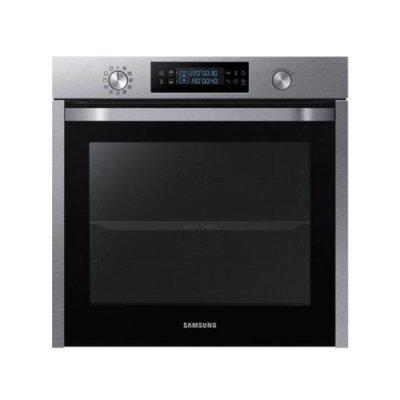 Электрический духовой шкаф Samsung NV75K5571RS нержавеющая сталь (NV75K5571RS/WT) электрический духовой шкаф samsung nv70k2340rs wt