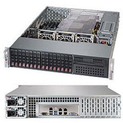 Серверная платформа SuperMicro SYS-2028R-C1RT (SYS-2028R-C1RT)Серверные платформы SuperMicro<br>Серверная платформа 2U SAS/SATA SYS-2028R-C1RT SUPERMICRO<br>
