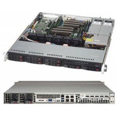 Серверная платформа SuperMicro SYS-1028R-MCTR (SYS-1028R-MCTR)