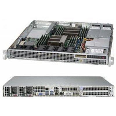 Серверная платформа SuperMicro SYS-1028R-WMR (SYS-1028R-WMR)Серверные платформы SuperMicro<br>Серверная платформа 1U SATA BLACK SYS-1028R-WMR SUPERMICRO<br>