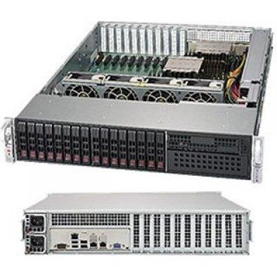 Серверная платформа SuperMicro SYS-2028R-TXR (SYS-2028R-TXR)