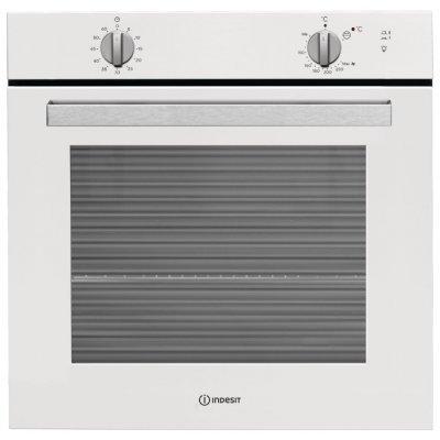 Газовый духовой шкаф Indesit IGW 620 WH белый (IGW620WH)Газовые духовые шкафы Indesit<br>газовая независимая духовка<br>59.5 х 59.5 x 55.1 см<br>поворотные переключатели<br>гриль<br>