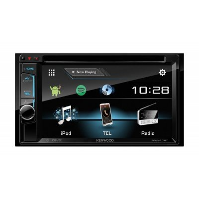 Автомагнитола Kenwood DDX-4017BTR (DDX4017BTR)Автомагнитолы Kenwood<br>Автомагнитола CD DVD Kenwood DDX-4017BTR 2DIN 4x40Вт<br>