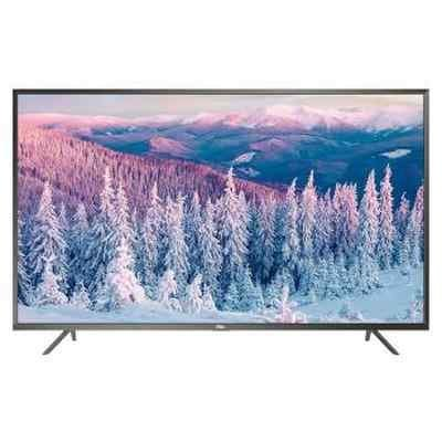 ЖК телевизор TCL 49 L49P2US (L49P2US)ЖК телевизоры TCL <br>Телевизор LED TCL 49 L49P2US стальной/Ultra HD/60Hz/DVB-T/DVB-T2/DVB-C/USB/WiFi/Smart TV (RUS)<br>