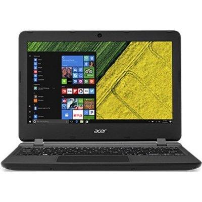 Ноутбук Acer Aspire ES1-132-P7JA (NX.GG2ER.003) (NX.GG2ER.003)Ноутбуки Acer<br>Ноутбук Acer Aspire ES1-132-P7JA Pentium N4200/4Gb/500Gb/Intel HD Graphics/11.6/HD (1366x768)/Windows 10/black/WiFi/BT/Cam/3220mAh<br>