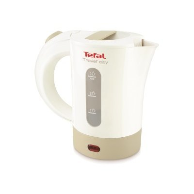 Электрический чайник Tefal KO 1201 Travel'City (7211001544) чайник электрический tefal ko260130 2400вт белый и черный