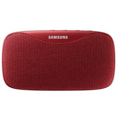 Портативная акустика Samsung LEVEL Box Slim EO-SG930 красный (EO-SG930CREGRU)Портативная акустика Samsung<br>Колонки Samsung LEVEL Box Slim EO-SG930 2.0 красный 20Вт беспроводные BT<br>