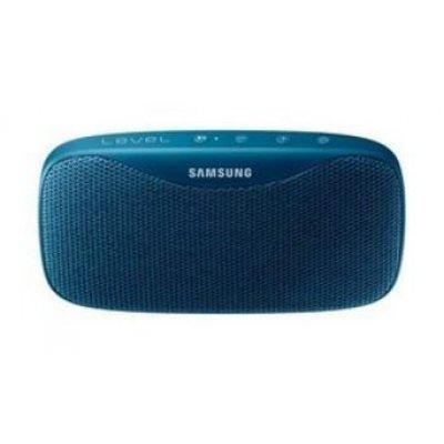 Портативная акустика Samsung LEVEL Box Slim EO-SG930 синий (EO-SG930CLEGRU)Портативная акустика Samsung<br>Колонки Samsung LEVEL Box Slim EO-SG930 2.0 синий 20Вт беспроводные BT<br>