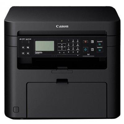 Монохромный лазерный МФУ Canon i-Sensys MF232w черный (1418C043) монохромный лазерный принтер canon i sensys lbp253x 0281c001